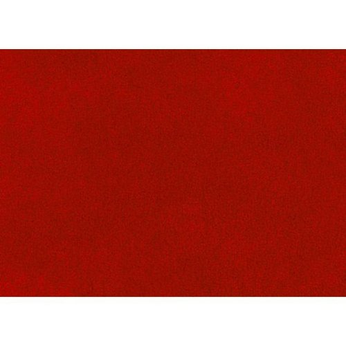 Red Microfiber Futon Cover Full Size, Proudly Made in USA ()