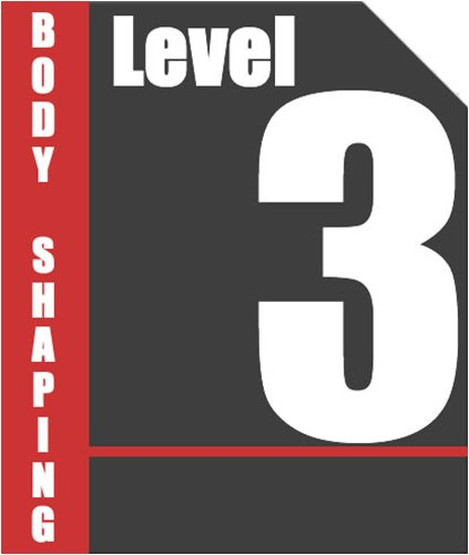 UPC 074345728455, iFIT BODY SHAPING Level 3 ADVANCED SLIM & TONE