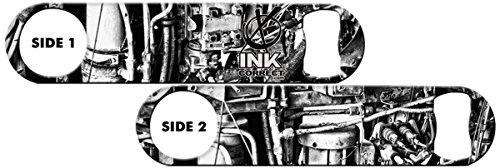 Inked Bottle Opener: Engine Work ()