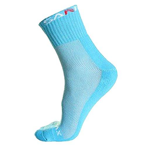 Amurleopard Womens Crew Socks 6 Pairs Color Random US W 3.5-7.5