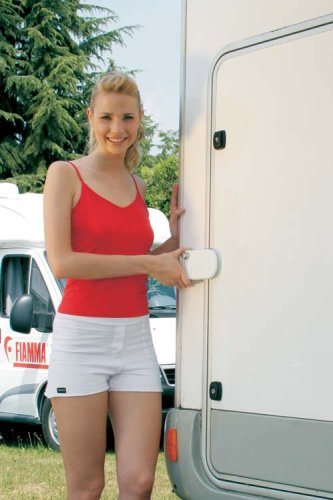 Fiamma Safe Door 3 Blanc