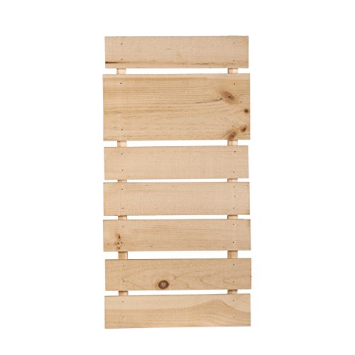 Walnut Hollow Rustic Pallet, 24
