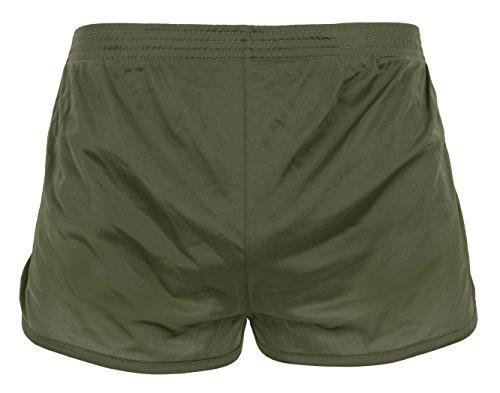 Rothco Ranger P/T Shorts, Olive Drab, X-Large
