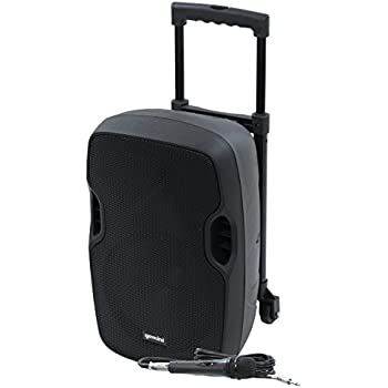 Amazon.com: Powered Active PA Loudspeaker Bluetooth System