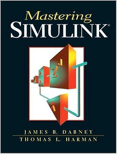 Mastering Simulink: James B  Dabney, Thomas L  Harman