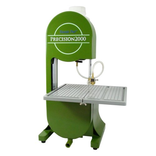 Studio Pro Precision 2000 WetDry Bandsaw with Diamond and Wood Blades