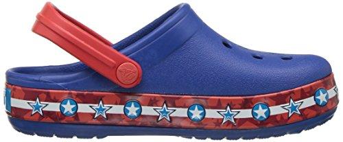 Pictures of Crocs Boys' CB FL Captain America CLG 205019 Blue Jean 2