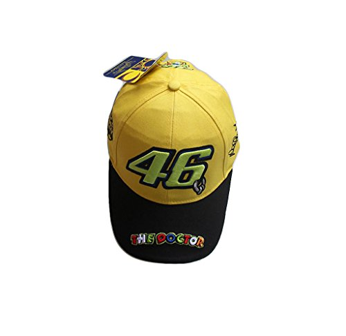 The Doctor Valentino Rossi 46 Baseball Racing Cap (Rota Wheel Center Cap compare prices)