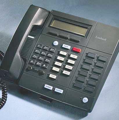Southwestern Bell SWB/Landmark DKS 930 Charcoal Display Speakerphone (Charcoal Display Speakerphone)