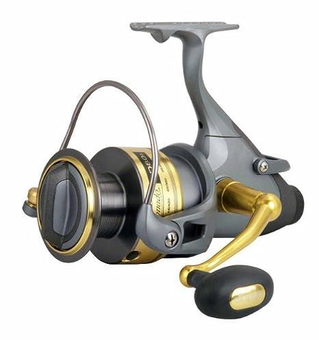 Okuma Coronado Baitfeeder Spinning Carrete por Okuma pesca: Amazon ...