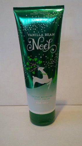 Bath & Body Works Vanilla Bean Noel Body Cream 2012