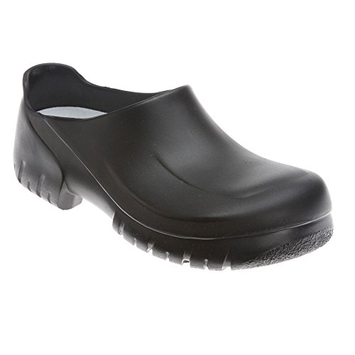 Alpro A630 Clog,Black w/o Steeltoe,40 Medium EU by Birkenstock