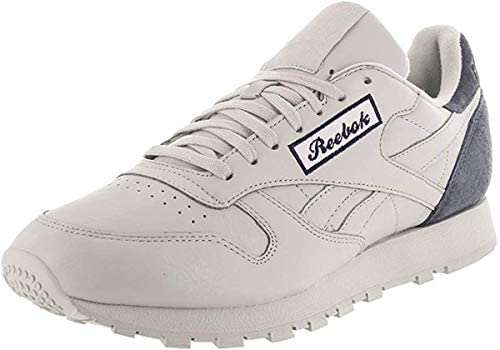 Shop Reebok Mens Classic Leather PGS M Leather Low Top Lace