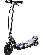 Razor Power Core E100 Electric Scooter - Aluminum Deck - Purple