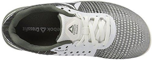 Reebok Femmes R Crossfit Nano 7 Sneaker Craie / Vert Chasseur