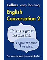 Easy Learning English Conversation Book 2: Your essential guide to accurate English
