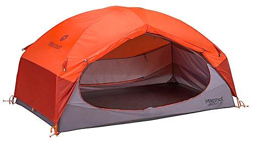 Marmot Unisex Limelight 2P Tent, Cinder/Rusted Orange - One Size by Marmot (Image #2)