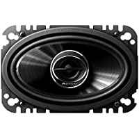 Pioneer TS-G4645R 4x6 G-Series 2-Way Speaker with 200W Max Power