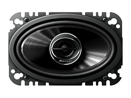 "Pioneer TS-G4645R 4""x6"" G-Series 2-Way Speaker with 200W Max Power"