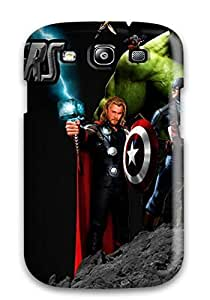 Fashionable Style Case Cover Skin For Galaxy S3- The Avengers 79 by icecream design
