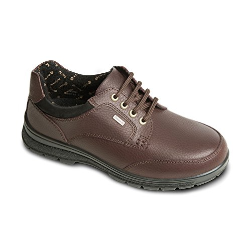 Padders Peak Womens Casual Lace Up Shoes Brown BoXJACzA5v