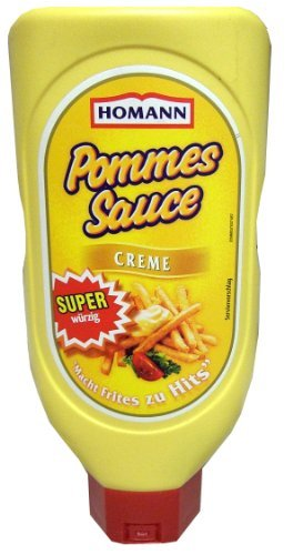 Pommes Sauce, French Fries Sauce (Homann) 450ml ()