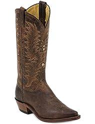 Tony Lama Womens El Paso Goatskin Cowgirl Boot - 1797-L