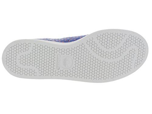 Adidas Heren Pw Stan Smith Spd Originelen Toevallige Schoen Blauw / Rood / Wit