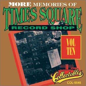 Memories Of Times Vol.10 Nashville-Davidson Mall Records latest Square