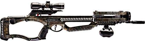 Barnett 78128 Whitetail Hunter II 350 FPS Crossbow, Realtree Xtra, Left/Right