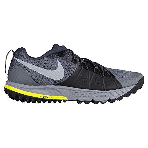 Nike Air Zoom Wildhorse 4 Size 9 Womens Running Dark Grey/Wolf Grey-Black-Stealth Shoes by NIKE (Image #4)