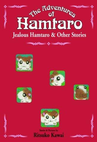 Read Online The Adventures of Hamtaro, Vol. 3: Jealous Hamtaro and Other Stories pdf