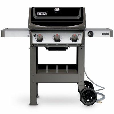Weber 49010001 Spirit II E-310 3-Burner Natural Gas Grill, ()