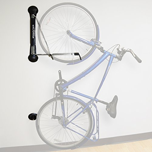 Steadyrack Fender Rack - Wall-Mounted Bike Storage Solution