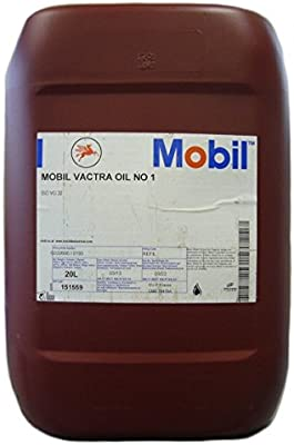 dllub - Aceite Mobil vactra N ° 1 - 20 litros: Amazon.es: Coche y moto