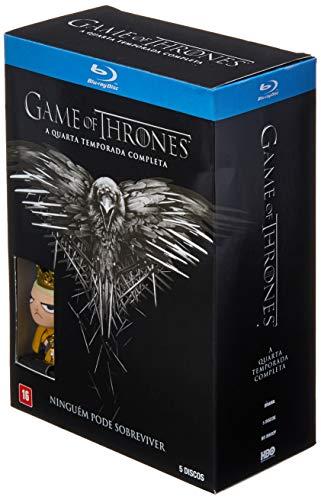 Game Of Thrones A Quarta Temporada Completa [Blu-ray]
