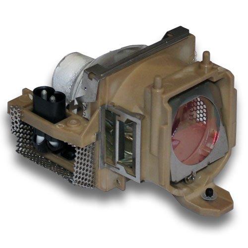 オリジナル電球とジェネリックハウジング、対応機種: AKG 59.J9301.CG1 59.J9301.CG1、5J.J0M01.001、60.J9301.001、CS.59J99.1B1 プロジェクターランプ。   B00OIXU94C