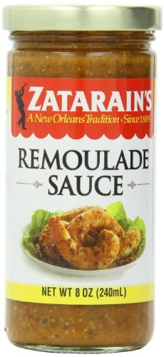 ZATARAIN'S Sauce, Remoulade, 8-Ounce (Pack of 12)