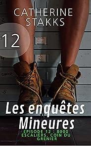 Les enquêtes Mineures: Épisode 12 : 8000 escaliers, coin du grenier (French Edition)