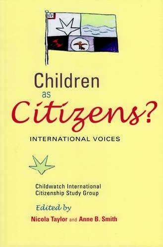 Children as Citizens?: International Voices