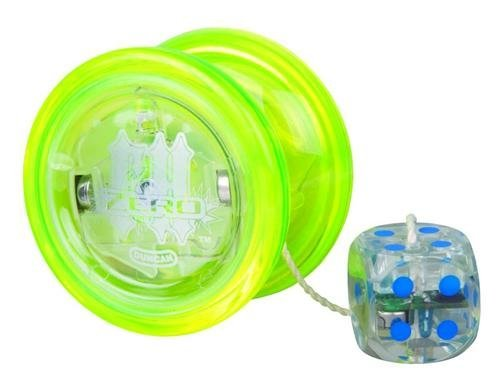 Duncan Light Up Freehand Zero Yo-Yo - Yellow by Duncan