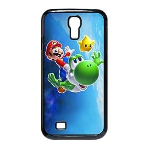 Samsung Galaxy S4 9500 Cell Phone Case Black Super Mario Bros Hard Phone Case Covers Protective XPDSUNTR15217
