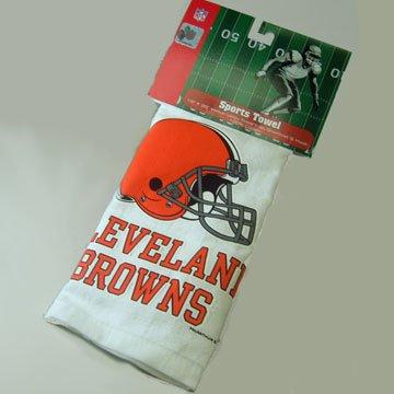 - McArthur Cleveland Browns Sport Towel Combo