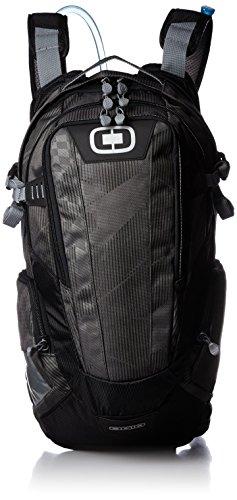 ogio 122004.03 Dakar 100 oz./3 Liter Hydration Pack - Stealth Black (Black Classic Hydration Pack)