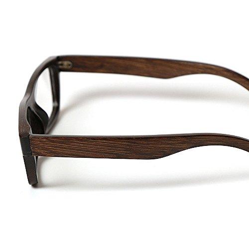 alta madera cuadros de gafas calidad la a bambú vidrios marco Eyewear de Adult de de de Marco hechos Marco de hombres gafas mano artístico primavera de ocio del vidrios de los Marco clásico los de los gxHxwqZXv