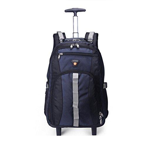 approvazione Airways valigia nbsp;Silent ultra British 2 Comfortablely zaino Atlantic spalle boln portatile aste con Virgin borsa multifunzione leggero Wheel Easyjet Ryanair xqYzpOwUY