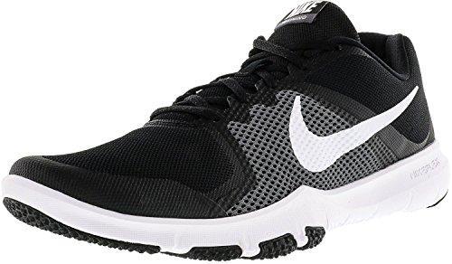 Nike Flex Control, Scarpe Indoor Multisport Uomo Nero