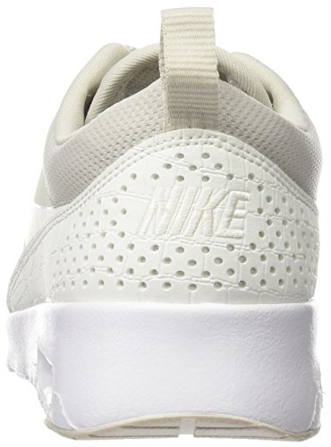 Air Thea 5 White Nike Light EU 42 Max Damen Bone Beige Gymnastikschuhe Sail OpwBZ