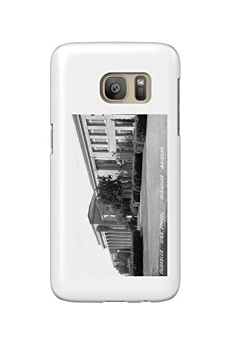 Chandler, Arizona - High School Exterior Photograph (Galaxy S7 Cell Phone Case, Slim Barely (Chandler Photograph)