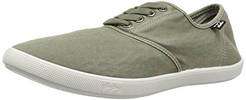 Billabong Women's Addy Sneaker, Seagrass, 7.5 M US